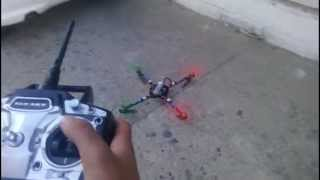 NEED HELP ON QUADCOPTER - It not flying