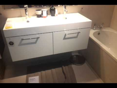Ikea Godmorgon Vanity Unit - YouTube