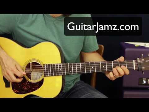 5 Amazing  Tricks (acoustic Guitar Riffs & Licks)