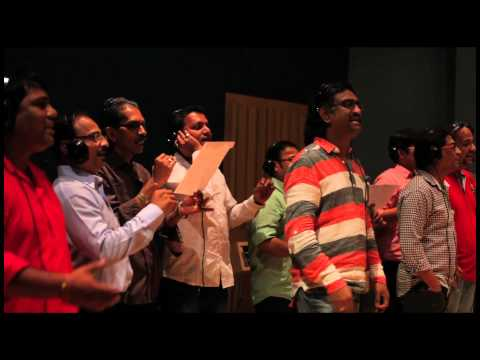 Making Of Vithala Song By Ajay Atul | Lai Bhaari Marathi Movie video