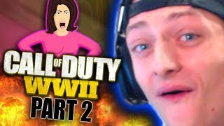 Mom Voice on WW2! *PART 2* (Even BETTER Reactions!)