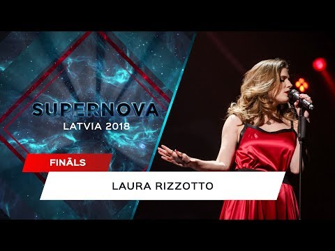 "Supernova 2018 winner - Laura Rizzotto ""Funny Girl"""