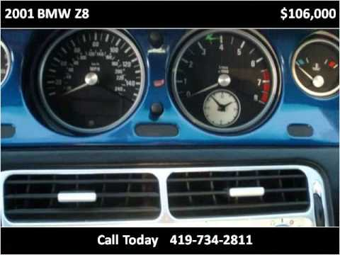 2001 BMW Z8 Used Cars Port Clinton OH