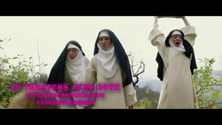 The Little Hours –Official Trailer