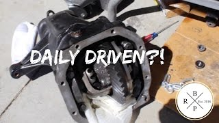 Daily Driving A Welded Diff