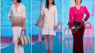 Princess Handle With Care LOOK- Detto Fatto Rai 2 con Caterina Balivo & Eleonora Albrecht