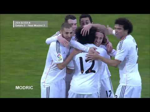 Los mejores goles contra el Getafe