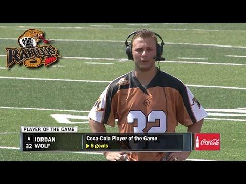 Jordan Wolf Week 9 Post-Game Interview