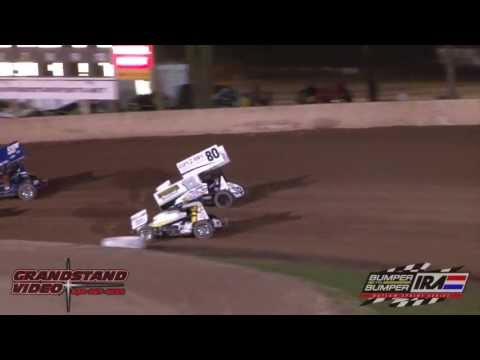 IRA Sprints Beaver Dam Highlights 4-27-13