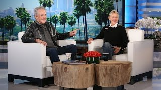 Warren Beatty Tells the Story of Hitting on Ellen