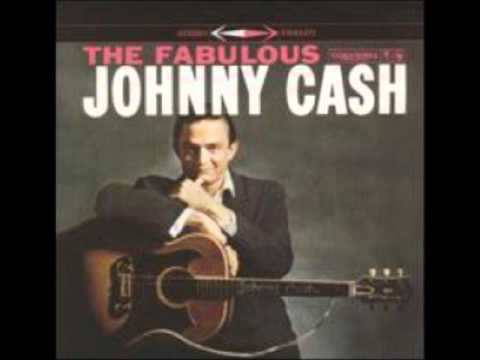 Johnny Cash - Cold Shoulder