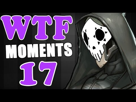 Overwatch WTF Moments Ep.17
