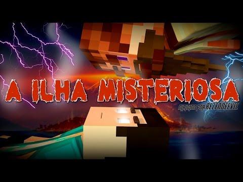 Minecraft - ILHA MISTERIOSA O FILME (FINAL)