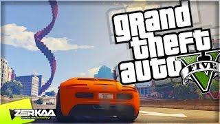INSANE VERTICAL SPIRAL | GTA 5 Funny Moments | E500 (GTA 5 Xbox One)