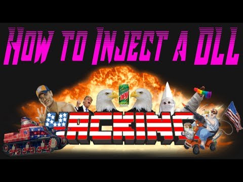 How To Inject a DLL Tutorial feat. the GH Injector