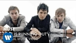 Клип Muse - Time Is Running Out