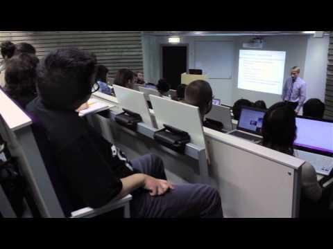 International Relations and European Studies Master's programmes in Tallinn University
