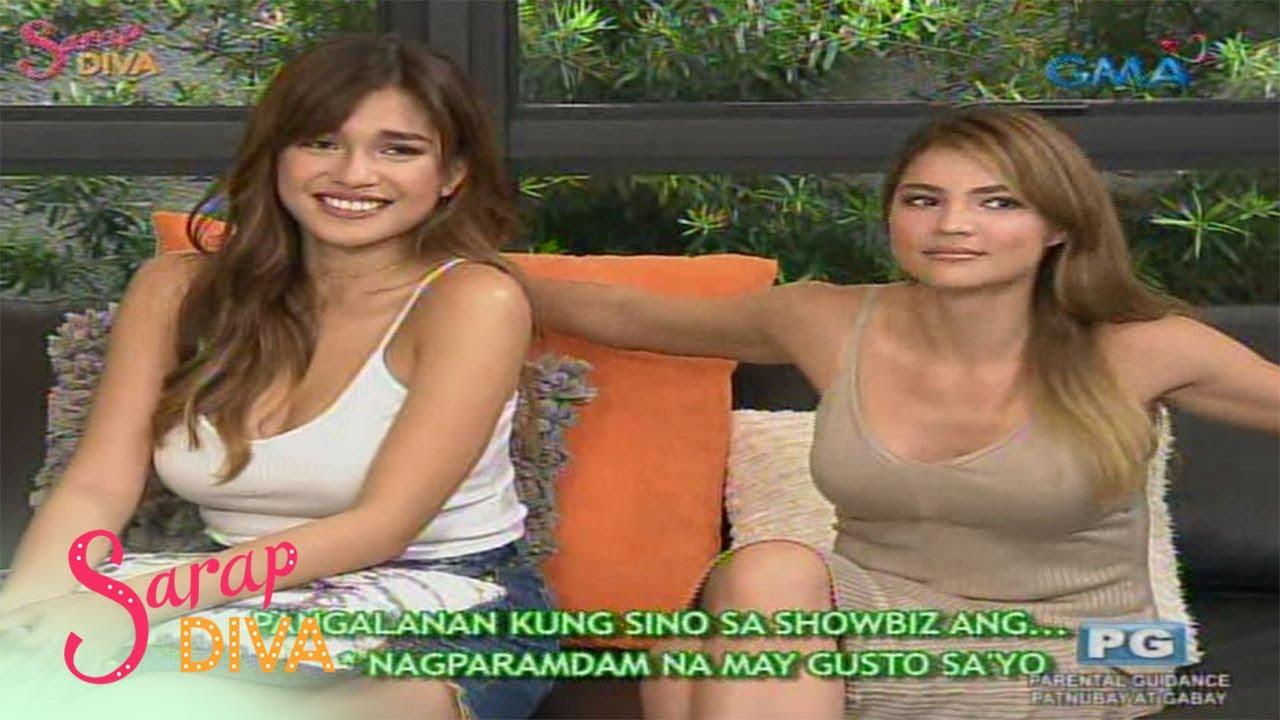 Sarap Diva: Sino ang mga nagparamdam kina Andrea Torres at Rhiam Ramos sa showbiz?