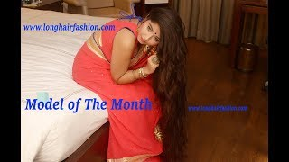 YouTube Kolkata Sundori | Long Hair Jewel of Indian Woman | Sensational Kolkata Rapunzel
