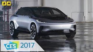 Faraday Future FF 91, l'anti-Tesla da 1.050 CV (+ Maxi FAIL)