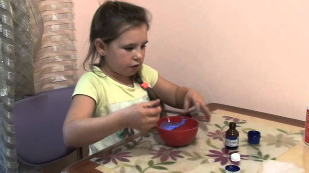 Галилео как сделать лизуна в домашних условиях