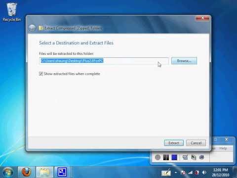 How to Automatically install Motic Camera Driver on Windows 7 and Vista