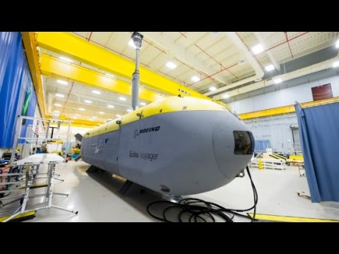 New undersea drone will stay at sea for months