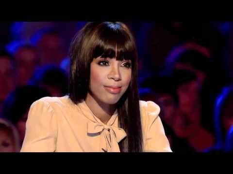 Jade Richards - Someone Like You - X Factor Audition 2011