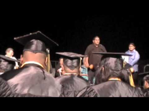 Salt River High School Graduation 2009