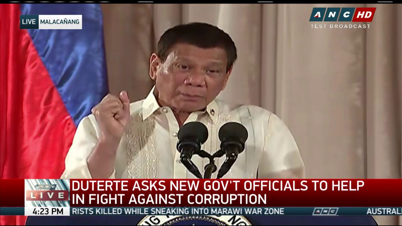 Duterte to communists: I don't mind if you receive money from DSWD