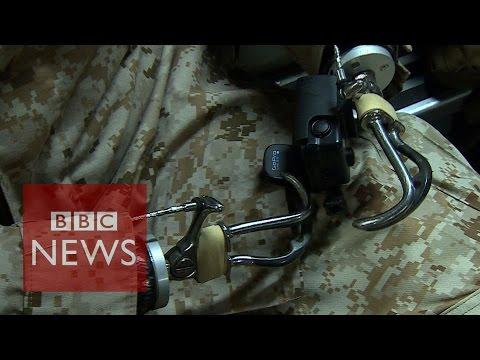 PTSD: US veterans return to Afghanistan - BBC News