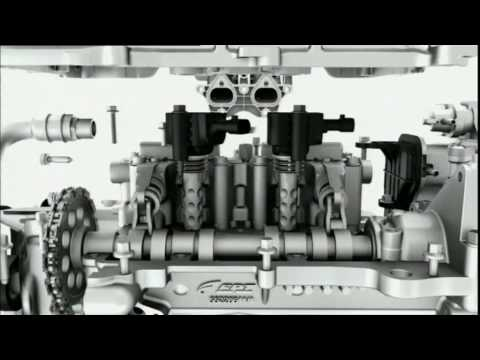 All new Fiat TwinAir 85 HP Two-Cylinder Engine