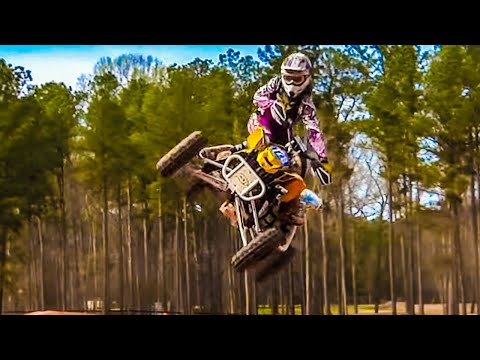 Georgia Free Ride Session - 2013 - Nuke The Quads