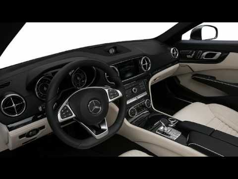 2017 Mercedes-Benz SL550 Video