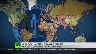 ( NSA )can spy on 98 percent of the world  7/2/14