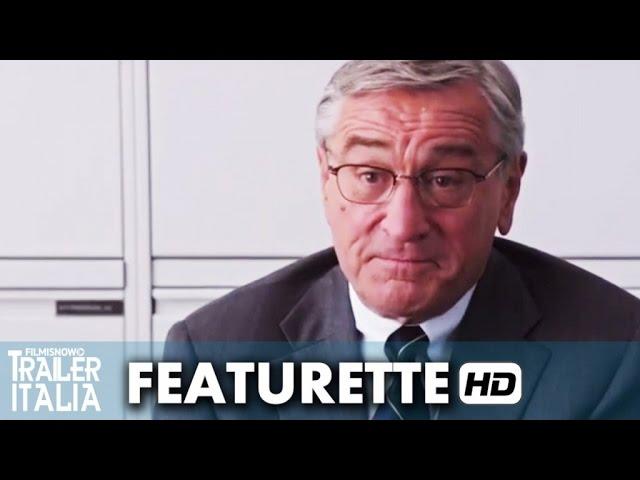 Lo stagista Inaspettato Featurette (2015) - Anne Hathaway, Robert De Niro [HD]