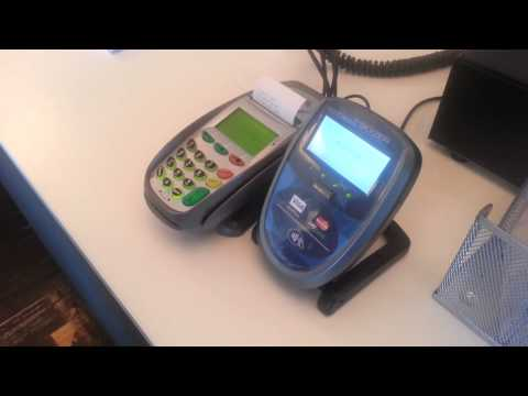 Visa Paywave & Mastercard Paypass (tap to pay) at Tuihana Cafe