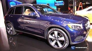 2019 Mercedes Benz GLC Class GLC 350e - Exterior  Interior Walkaround - 2019 New York Auto Show