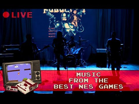 Eflavia - Music From The Best NES games. LIVE!!!