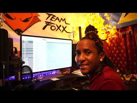 How Toatin Riddim was made - Lashley ' Motto ' Winter (@teamfoxxmusic)