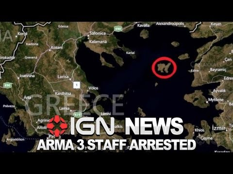 IGN News - Staff Working on ArmA 3 Arrested For Spying