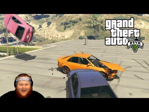 GTA 5 Online PC | SUMO CARS | GTA 5 Funny Moments