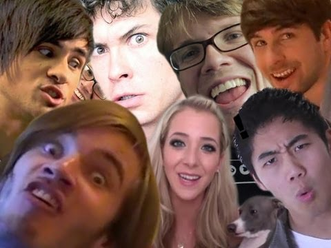Youtube Sings Call Me Maybe (Ft. PewDiePie, Smosh, JennaMarbles, Nigahiga, Tobuscus, ERB, PSY, etc.)