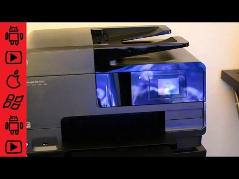 HP Officejet Pro 8610 - Scan to email setup help with incorrect password
