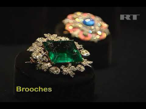 Imperial Jewels - Kremlin Exhibit