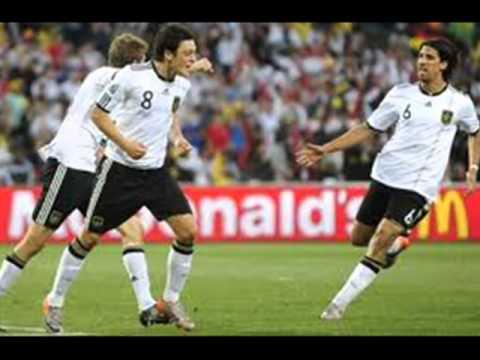 Mesut Ozil & Sami Khedira - Love History