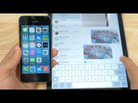 iOS 8 Hands-On