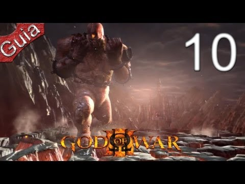 God of War 3 | Parte 10 | La Muerte de Cronos | Español