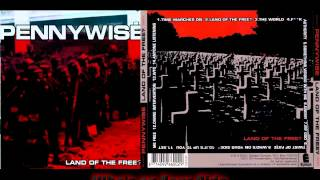Watch Pennywise Land Of The Free video
