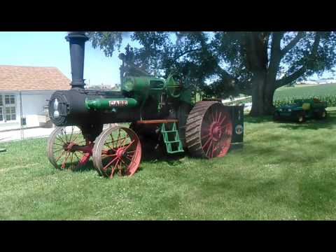 1912 Case 45 at Uncle Bill's Farm